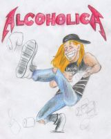 Alcoholica unfinished by FlirtingWithTime