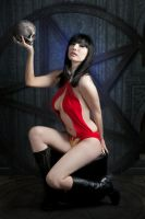 VAMPIRELLA by alan1828