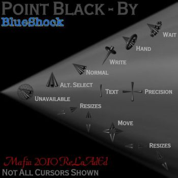 Point-cursor pack- by jacksmafia