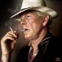 Nick Nolte by SoulOfDavid