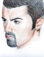 George Michael - Jesus to a Child by dorothyPa04