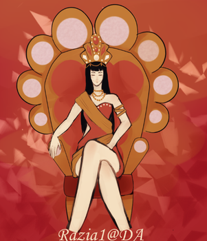 Rin's Royalty  by Razia1