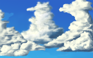 First Clouds - Practice by santheas