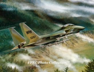 F-15G Wild Weasel artist's impression, June 1983 by fighterman35