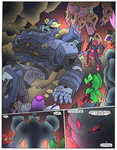 Beast Wars Future- 78- Fossils by NickOnPlanetRipple