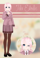 [MMD|Long Live the Queen] TDA Elodie [DL] by XMidnightDrearyX