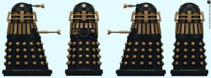 Imperial Supreme Dalek by Librarian-bot