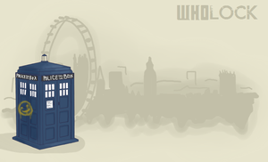 WHOLOCK by JACK5ON