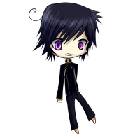 Commish : Lelouch - MZ001 by iKagahe