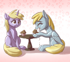 Stream request: Muffin Time by MykeGreywolf