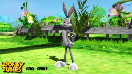 (MMD Model) Bugs Bunny Download by SAB64