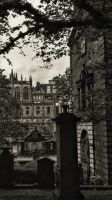 graveyard Edinburgh by FaerieFaith
