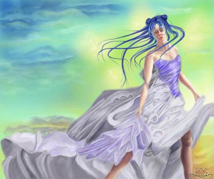 Widjet - dancing on clouds by Leia1987