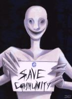 Save Community by sweet-guts
