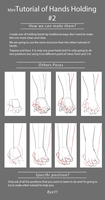 Mini tutorial of Hands Holding by GonzaU