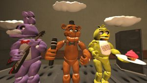 (Download) Five nights at freddy's models by deadmanwalking289