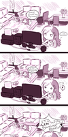 Embarrassing moments by giannysuki