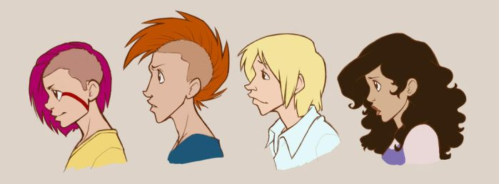 Profiles by Prodigious-Girl