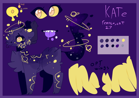 Kate [reference] by thehanizoo