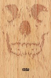 Faux Wood Grain (of Death) by Crigger