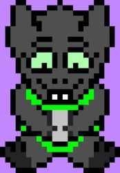 Yrress Gameboy (Alphys Sprite Edit) by Drake-The-Panther