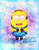 Dave the Minion by Emesbury1397