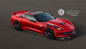 2014 Chevrolet Corvette Stingray by TKtuning