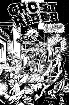 ghostrider cover recreation by darnet