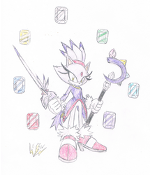 Sol Power by thesoniczone11