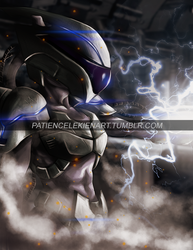 Mewtwo: Born From Sin by PayLe