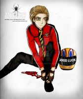 Killjoys Number2: Kobra Kid by Eilyn-Chan