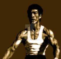 Bruce Lee-7 by kse332