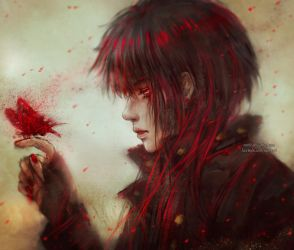red reaper by NanFe