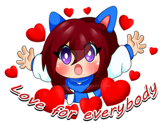 Love for Everybody by Kamira-Exe