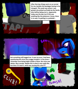 Pokemon Revival Comic Chapter 1 Page 11 by XetaJTS