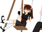 My Character Cassy Age:9 by AnimeDaydream