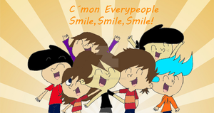 Smile People! by LittleThingsCxD