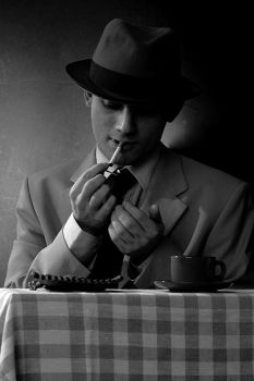 Coffee and cigarettes by ketsu