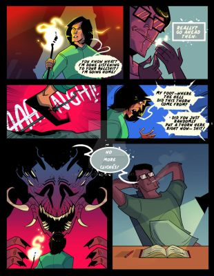 Bengal Anthology submission page 5 by BOTAGAINSTHUMANITY
