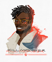 Killmonger by the-flying-beetle