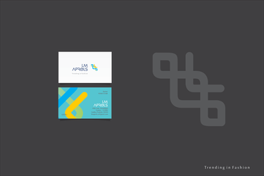 LM-Branding _  Business Card by ammab8