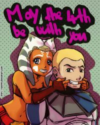 May The 4th Be With You by rayn44