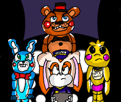 Five Nights at Creamy's by Toad900
