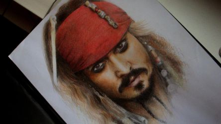 Johnny Depp by Blue-birch-insight