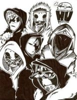 hollywood undead by AndiSixxx
