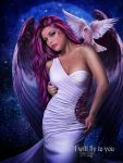 I will fly to you by EstherPuche-Art