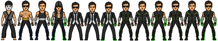Johnny Cage by snakeyboy888