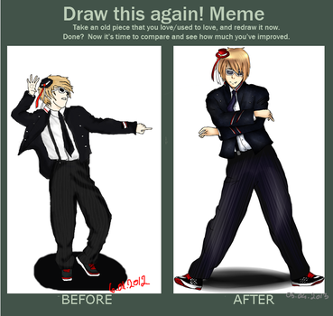 Meme- Before and After by BassholesEverywhere