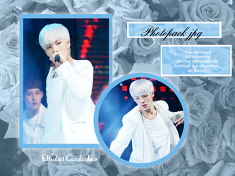 Lee Minhyuk pack 5 by ElisabetCavalcabue