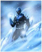 Cold Warrior by 1DB